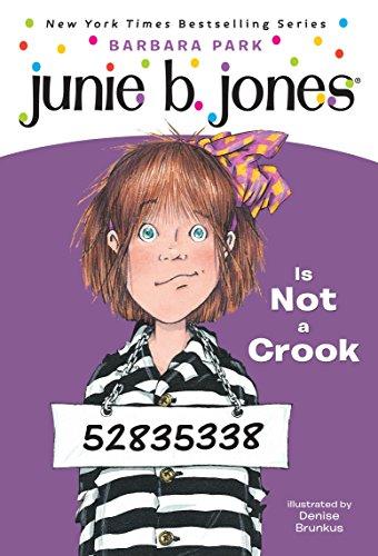 Junie B. Jones #9: Junie B. Jones Is Not a Crookの詳細を見る
