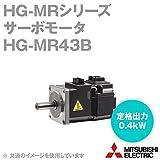三菱電機 HG-MR43B サーボモータ HG-MRシリーズ 電磁ブレーキ付 (超低慣性・小容量) (定格出力容量 0.4kW) (慣性モーメント 0.164J) NN