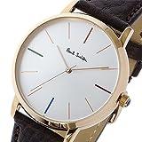 ポールスミス エムエー MA クオーツ メンズ 腕時計 P10101 シルバー [並行輸入品]