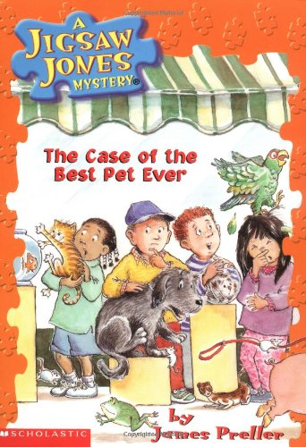 The Case of the Best Pet Ever (Jigsaw Jones Mystery)の詳細を見る