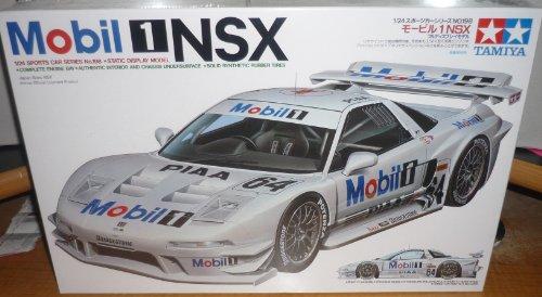 1/24 スポーツカー モービル1NSX 24198