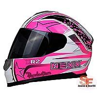 バイクヘルメット フルフェイス ヘルメット 高級 NEXX 今年新絵柄【商品6/M】