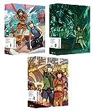 翠星のガルガンティア Blu-ray BOX [完全生産限定] 全3BOXセット 【マーケットプレイス blu-rayセット】