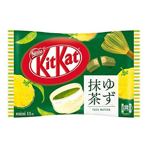 キットカット ミニ(ゆず抹茶)の通販の画像