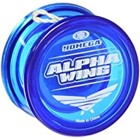 Yomega Alpha Wing Yoyo - For the beginner level player (Colors May Vary) 【You&Me】 [並行輸入品]