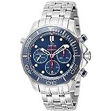 [オメガ]OMEGA 腕時計 シーマスター300M ブルー文字盤 コーアクシャル自動巻 300M防水 クロノグラフ 212.30.44.50.03.001 メンズ 【並行輸入品】