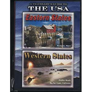 USA - Eastern & Western States [DVD] [Import]