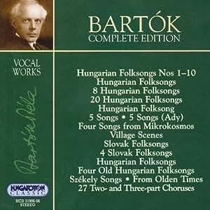 Bela Bartok: Complete Edition