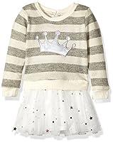 Youngland DRESS ガールズ カラー: グレイ