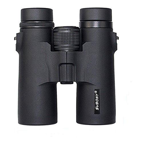 SVBONY SV-21 双眼鏡 ライブ コンサート ドーム 観劇 眼鏡対応 10倍 ダハ 初心者