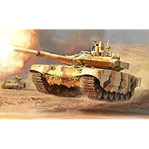 ズベズダ 1/35 T-90MS ロシア主力戦車 プラモデル ZV3675