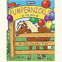 Breyer Pumpernickel Goes To The Fair Inch - Coloring by Breyer [並行輸入品]