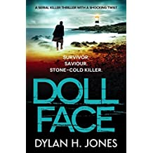 Doll Face: a serial killer thriller with a shocking twist (DI Tudor Manx Book 2)