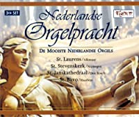 Nederlandse Orgelpracht - オランダ有名教会のオルガンの響き(3枚組)