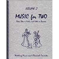 Music for Two Volume 2 - Flute Oboe or Violin and Cello or Bassoon [並行輸入品]