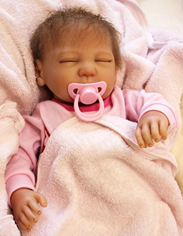 Maide Rebornベビー人形20 cmキュートRealisticソフトSiliconeビニール人形新生児赤ちゃん人形with Clothes