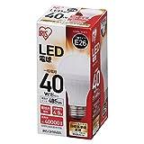 アイリスオーヤマ LED電球 E26口金 40W形相当 485lm (電球色相当) 一般電球タイプ LDA5L-H-4T1