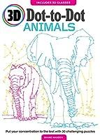 3D Dot-to-Dot Animals