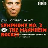 コリリアーノ:交響曲第2番/マンハイム・ロケット