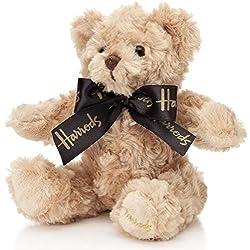 Harrods (ハロッズ) テディーベアー ジェイコブベア Jacob Bear (small) teddy bear [並行輸入品]