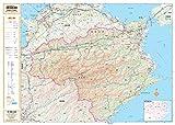 ポスター地図   マップル (スクリーンマップ 分県地図 徳島県)