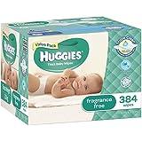 Huggies Wipes - 384 Pack