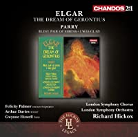 Elgar; Parry: Dream of Gerontius; Blest Pair of Sirens; I was glad by Howell (2013-07-30)