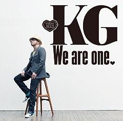 KG「片想い duet with JAMOSA」のジャケット画像
