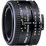 Nikon 2137 JAA013DA AF 50mm f1.8 D,Black
