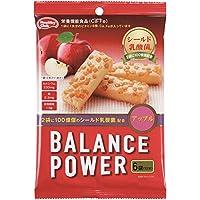 ハマダコンフェクト バランスパワー アップル 6袋(12本入り)×5袋