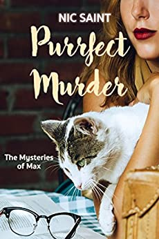 Purrfect Murder (The Mysteries of Max Book 1) by [Saint, Nic]