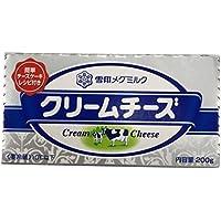 [冷蔵] 雪印メグミルク クリームチーズ 200g