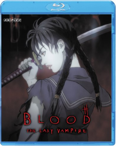 BLOOD THE LAST VAMPIRE [Blu-ray]