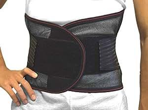 リーズナブル腰痛ベルト【ウルトラクールタイプ】 (XLサイズ(適応ウエスト80~105cm))