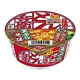 日清 どん兵衛 天ぷらそばミニ 食べ比べ 西 46g×12個