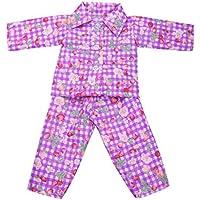 ノーブランド品  パジャマ 衣装  18インチアメリカンガールドール用 11種類選べる - 02