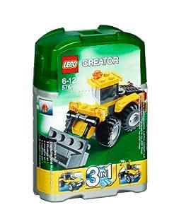 レゴ (LEGO) クリエイター・ミニドーザー 5761