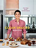 Clean Snacks: Paleo Vegan Recipes with Keto Options (English Edition) 画像