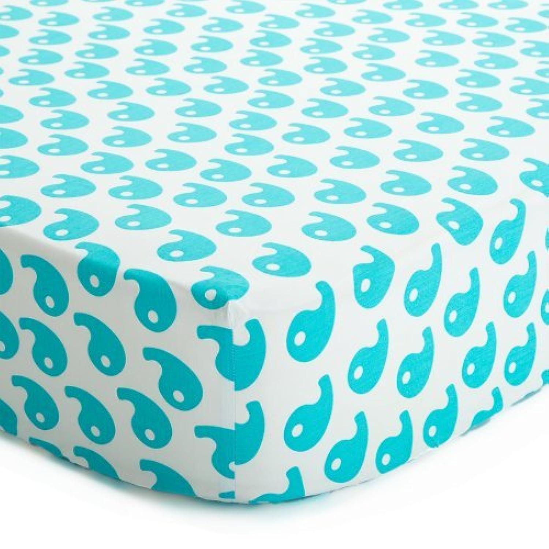 Baby Deedee Fitted Crib Sheet, Dream Blue by baby deedee [並行輸入品]