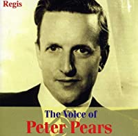 Voice of Peter Pears