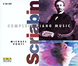 SCRIABIN:Complete Piano Works (non Sonatas)