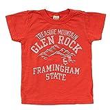 (オフィシャルチーム) OFFICIAL TEAM キャンプ グレン ロック Tシャツ CAMP GLEN ROCK T-SHIRTS半袖/プリントT/ロゴT 80 レッド