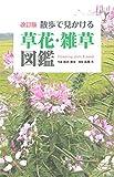 改訂版 散歩で見かける草花・雑草図鑑 画像