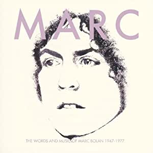Words & Music of Marc Bolan