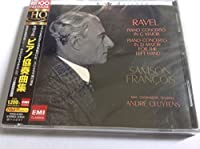RAVEL: PIANO CONCERTO(HQCD) (2010-09-22)