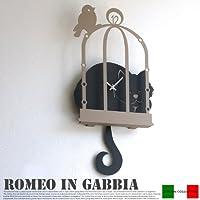ROMEO IN GABBIA(ロメオインガビア) ウォールクロック