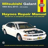 Mitsubishi Galant 1994 thru 2010 (Haynes Repair Manual)