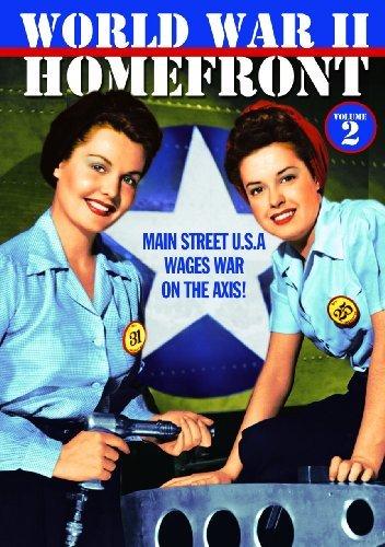 WWII - World War II Homefront, Volume 2 (DVD) (2009) (All Regions) (NTSC) (US Import)
