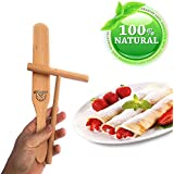 "Crepe Spreader & Spatula Turner [ 5"" Spreader Stick 