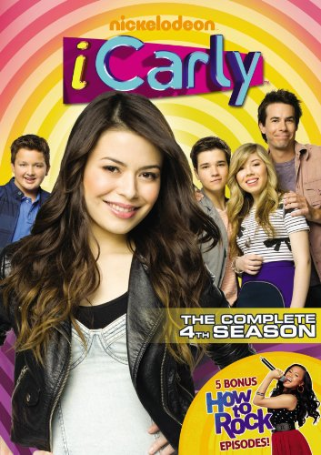 Icarly: The Complete 4th Season [DVD] [Import]